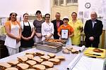 Nejlepší jídelny v Pardubickém kraji získaly ocenění Gastrohvězda školních jídelen.