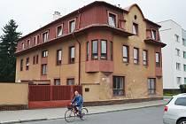 V bývalém inernátě zdravky ve Svitavách sídlí DDM a středisko výchovné péče.