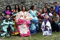 Mezinárodní romský festival Gypsy Celebration 2007.