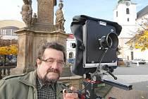 Svitavský fotograf  Miroslav  Sychra.