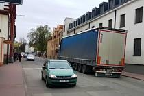 Svitavská ulice se uzavře dopravě