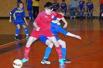 AMD Cup. Fotbalový halový turnaj mladších žáků.