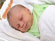 JOSEF POSPÍŠIL. Narodil se 26. května Janě a Josefovi z Moravské Třebové. Měřil 50 centimetrů a vážil 3,2 kilogramu.