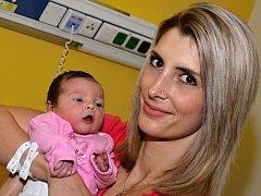 AIMEE ŠAUEROVÁ. Narodila se 8. ledna Adéle Šauerové a Michalu Šauerovi z Litomyšle. Měřila 49 centimetrů a vážila 3,3 kilogramu. Má bráchu Thea.