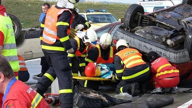 Ilustrační foto. Tragická havárie.