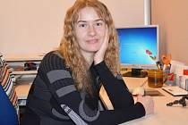 PAVLA BÁČOVÁ ze Svitav pojede letos na olympiádu do Turína.  Nominaci získala s titulem mistryně republiky.