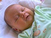 MARTIN HORÁK. Narodil se 9. března Simoně Dobešové a Jakubu Horákovi z Lanškrouna. Měřil 51 centimetrů a vážil 3,7 kilogramu.