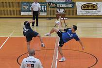 Nohejbalový turnaj Pohár města Litomyšle.