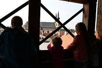 Den otevřených památek v Litomyšli.