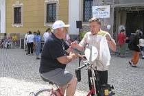 Poslední neděli před začátkem prázdnin 24. června se v Poličce uskutečnil Běh naděje.