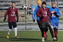 V prvním poločase nevypadal zápas v Boskovicích v podání Svitav nejhůře, po přestávce ale jasně dominoval soupeř.
