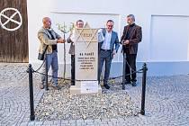 Jevíčko odhalilo pomník obětem holocaustu
