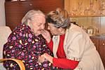 Marie Pakostová oslavila 104. narozeniny.