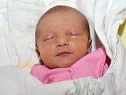 LILIANA KUCIANOVÁ. Narodila se 22. července Lucii a Lukášovi z Jevíčka. Měřila 45 centimetrů a vážila 2,55 kilogramu.
