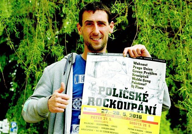 Hlavní dramaturg Rockoupání Lukáš Zrůst slibuje tentokrát zcela nový systém i pojetí oblíbeného festivalu, jehož 19. ročník začne už příští pátek.