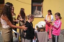 Děti se v Moravské Třebové vydaly přes Afriku do pravěku. Po cestě si poradily s každou soutěží.