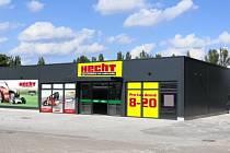 Prodejna Hecht