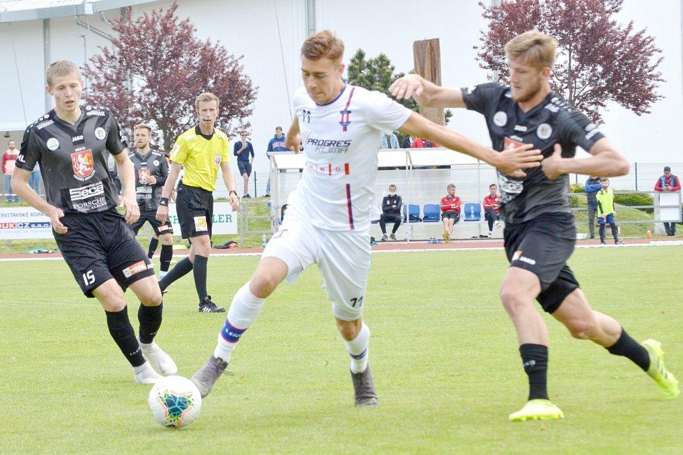 FC Hradec Králové vs. SK Líšeň.