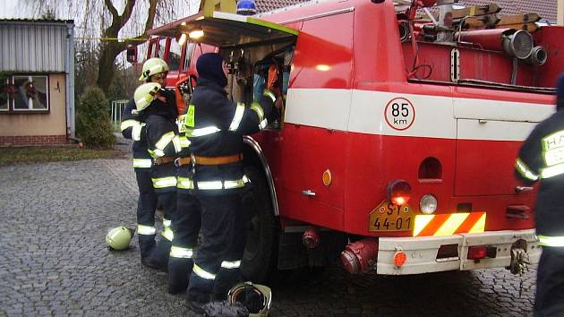 da4aa42f7d5 Lidé svatého Floriána  Dobrovolní hasiči ze Svitav zasahovali i při ...