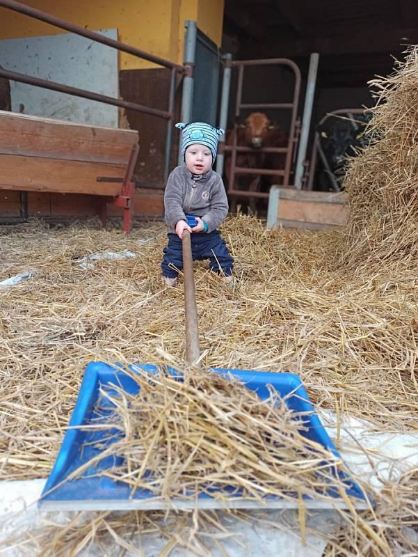 Tomáš a Jiří Bílkovi na okraji Malé Hané navazují na zemědělskou tradici předků. Sídlí v Chornicích, v okolí obhospodařují zemědělskou půdu a zaměřují se na výkrm býků. V roce 2019 uvedli do provozu faremní porážku s bourárnou pod veterinární kontrolou.