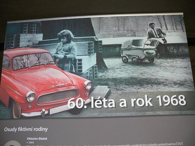 60. léta a rok 1968.