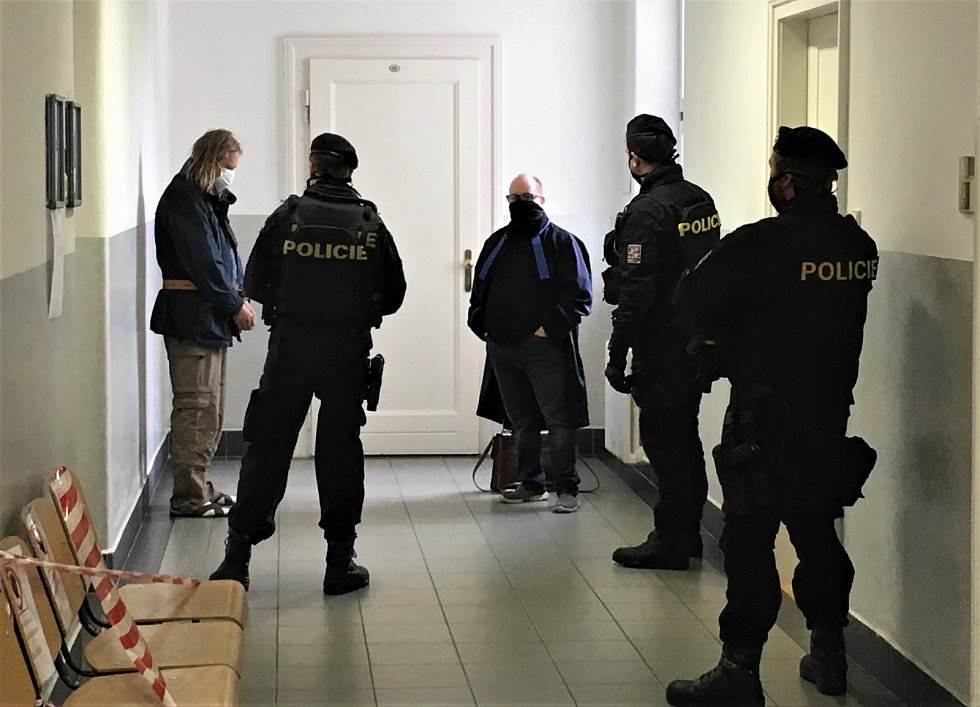 Podezřelý z vraždy Libor Souhrada je ve vazbě