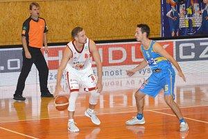 Dekstone Tuři vs. Basket Fio banka (89:71), 11. 11. 2017