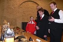 Z betlémů dýchlo na návštěvníky  vernisáže výstavy kouzlo Vánoc.