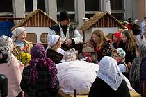 V sobotu 15. února bylo ve Vítějevsi opět veselo.
