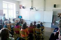 Projekt Slunce na základní škole v Jaroměřicích.