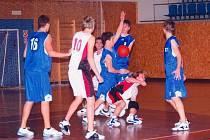 Ilustrační foto: PŘES VEŠKEROU snahu odešli basketbalisté poraženi z dalších utkání. Na vině byly zejména jejich vlastní chyby.