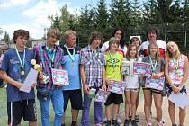 Představujeme finalisty republikového finále Odznaku všestrannosti Olympijských Vítězů: ZŠ Palackého Moravská Třebová