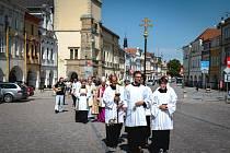 Zahájení festivalu Litomyšlské dny barokní tradice.