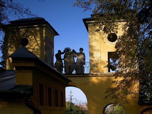 Barokní poutní areál Kalvárie v Jaroměřicích směřuje na seznam národních památek.