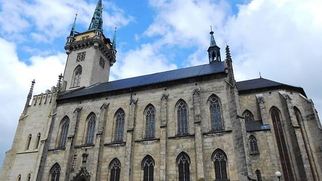 Kostel sv. Jakuba v Poličce