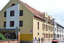 Domov pro seniory v Moravské Třebové.
