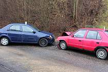 Nehoda v Bělé nad Svitavou.