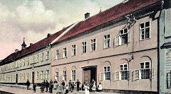 Budovy bývalého kláštera Kongragace sester Neposkvrněnéhio početí Panny Marie v Moravské Třebové.