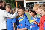 Svitavští mladší žáci se postarali o výbornou reprezentaci svého klubu a města nejenom na turnaji Miltra Cup, ale zejména výborným pátým místem v uplynulém ročníku české divizní soutěže.