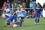 Prestižní fotbalový turnaj mládeže Miltra Cup.