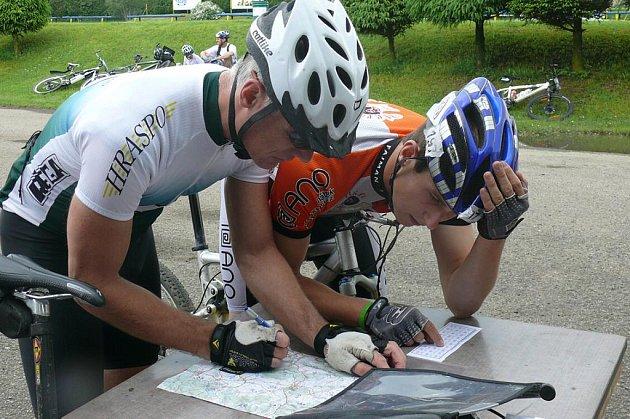 Ve druhém díle seriálu Cykloman 2010 nerozhodoval počet kilometrů, ale vhodná strategie.