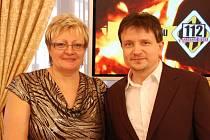Jednu z cen tohoto pořadu 112 získala Naděžda Tomčíková.