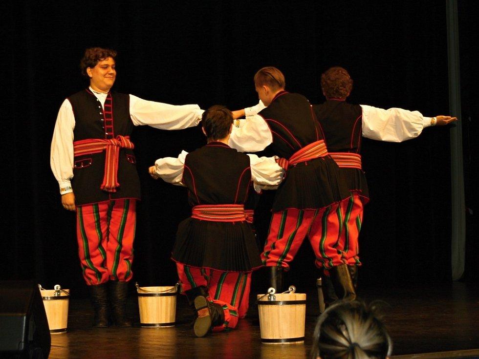 Dětský mezinárodní folklorní festival Tradice Evropy se po roce vrátil  do Svitav