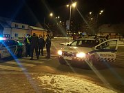 Nakupující evakuovala policie