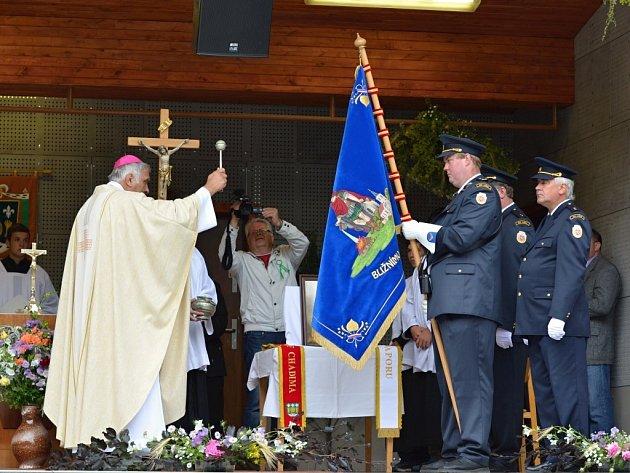 Dobrovolní hasiči oslavili sto třicet let od svého založení  v nově otevřeném letním areálu.