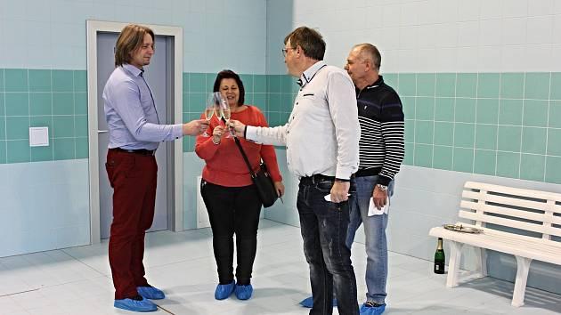 Opravený bazén na Základní škole Palackého v Moravské Třebové je otevřený.