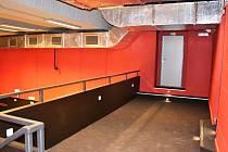 Rekonstrukce areálu kina Vesmír Svitavy