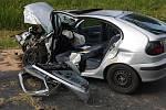 Vážná dopravní nehoda komplikovala  provoz na silnici I/35 u Svitav.