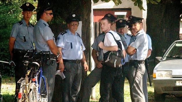 Policisté jsou také letos odhodláni zajistit veřejný pořádek. Přípravu na komplikace nepodceňují.