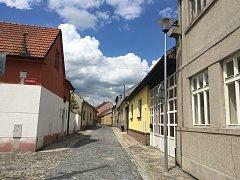 Rekonstrukce Růžové ulice v Jevíčku